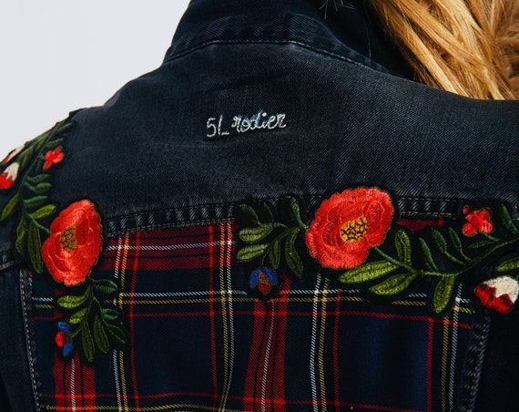 The British women's jacket