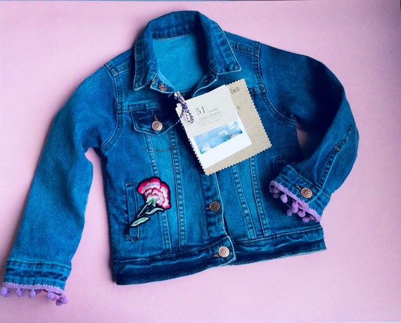 Girl ballerina jacket