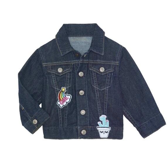 Available to order baby Unicorn Baby jacket