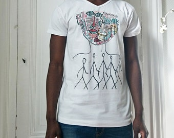 The King of walkers t-shirt