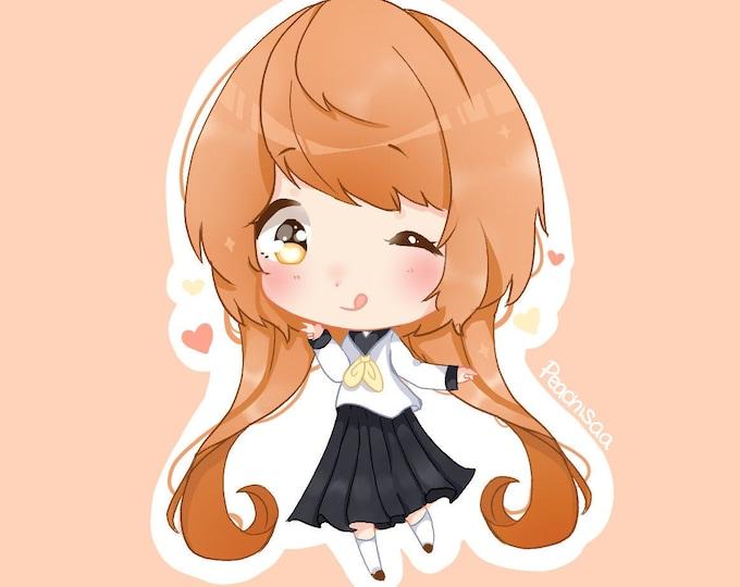 PRE ORDER - Nisekoi Marika Tachibana 2in charm