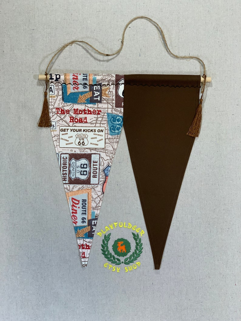 Custom Enamel Pin Collection Canvas Banner, Pin Storage Banner, Pin  Display, Handmade Large Pin Banner, Two Side Triangle Craft Banner