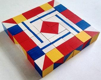 Wooden Block Set