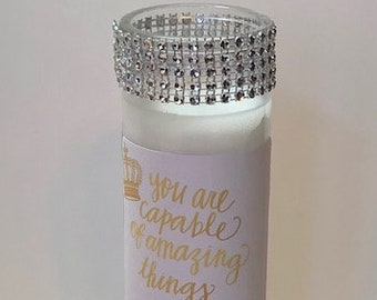 91st Psalm Fixed Candle-Powerful Prayer Protection Promise