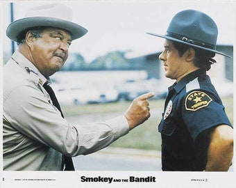 12a56324533 Smokey and the Bandit (1977) 11 x 14 movie poster