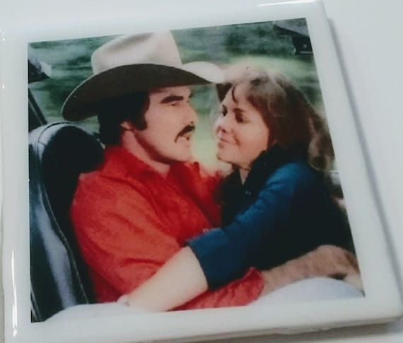 49145c8b0fe Smokey and the Bandit coaster Burt Reynolds runaway bride