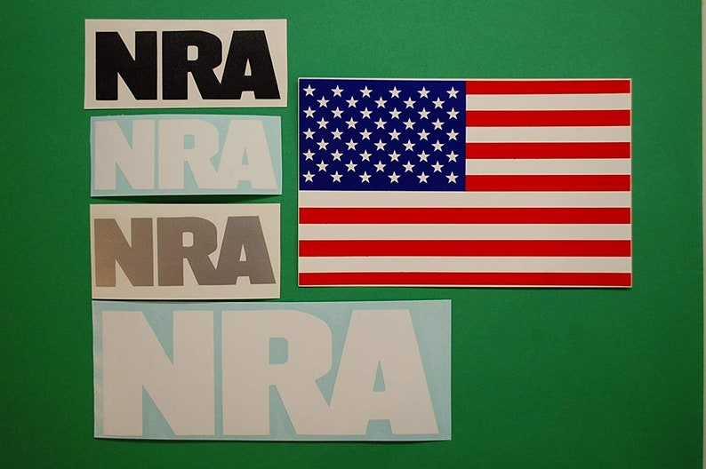 2nd Amendment NRA Statue of Liberty 3 Percent /% Flag USA AR Molan Labe Molon