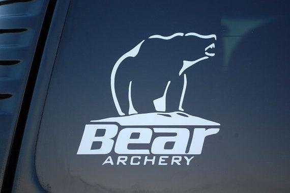 Bow Hunting Hunt Hunter Choose Size!! V241 Hoyt Archery Vinyl Sticker Decal