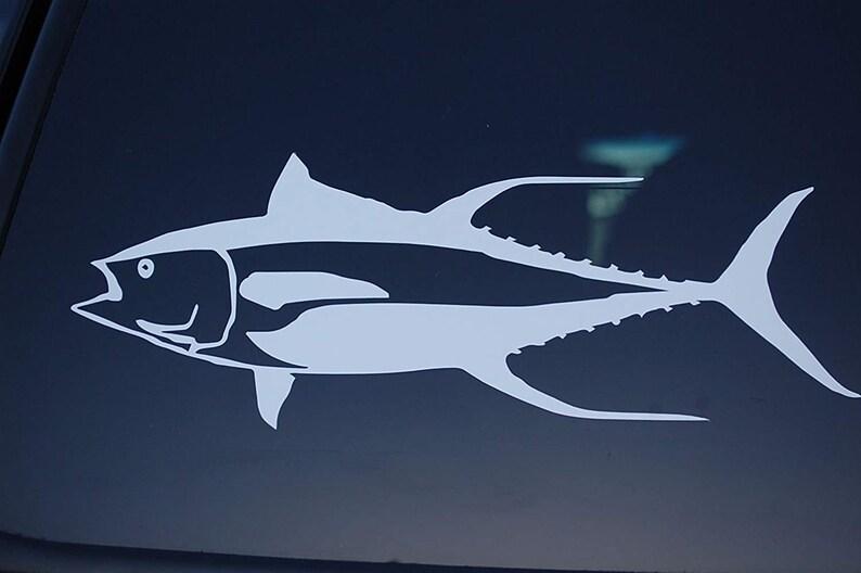 Fishing Boat Truck Choose Color/&Size!! V206 Costa Del Mar Vinyl Sticker Decal