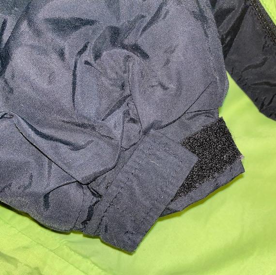 90s - Columbia Sportswear - Colourblock - Puffer … - image 7