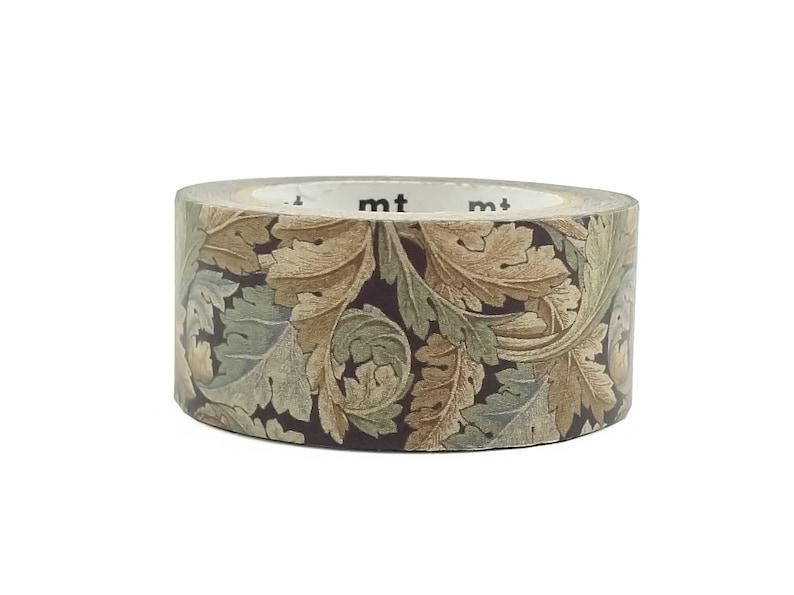 MT Morris Washi Tape Acanthus