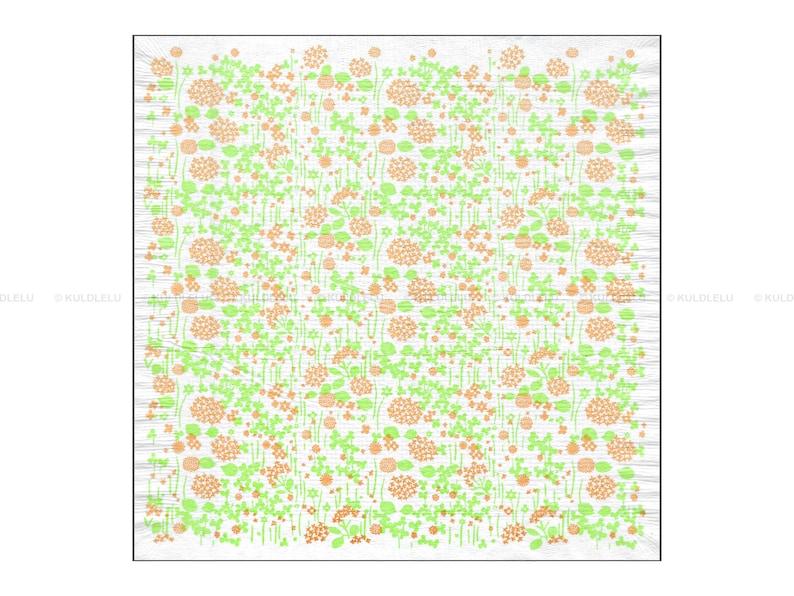 Classiky Ten To Sen Paper Napkin Set Green