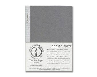 Yamamoto Paper | A5 Notebook - Cosmo Note