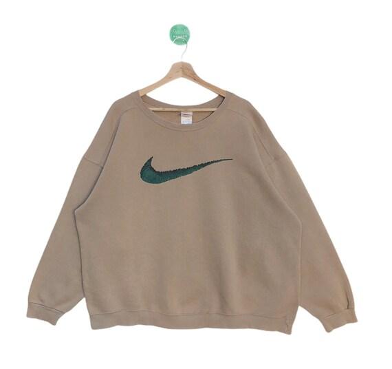 GIRLS!!!90s Nike swoosh rare colour swoosh logo Cr