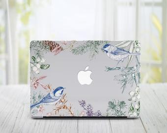 Winter macbook case   Etsy
