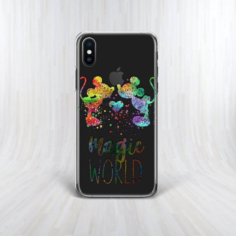 iphone xs max case mickey mouse