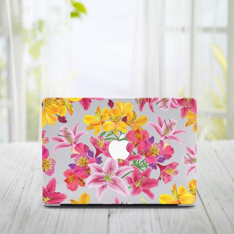 big sale 2e257 0c59f Macbook Pro 15 case Floral Macbook 13 case Flower Macbook Pro 2018 case  MacBook Retina 15 case MacBook Laptop Air case Mac Pro Retina case