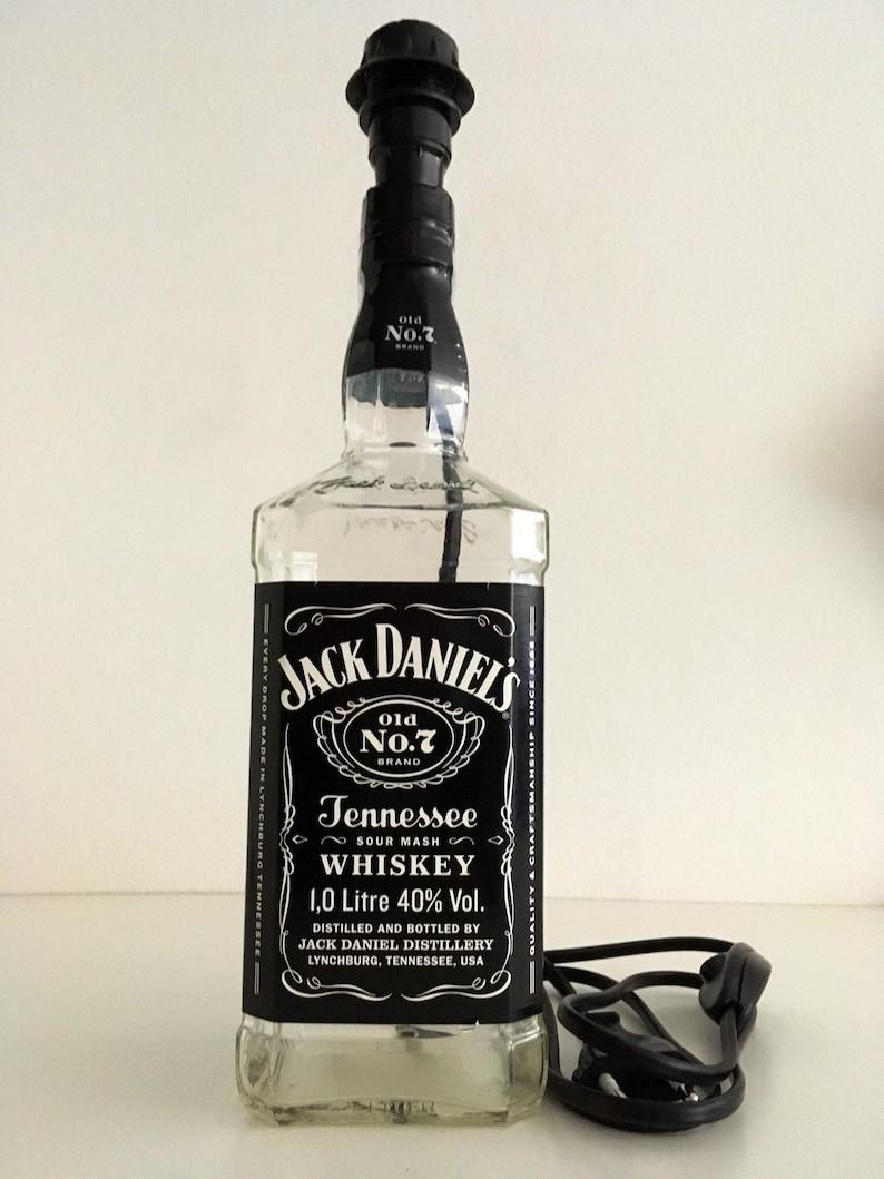 Extrem Lampe Lampenschirm Jack Daniel's-Flaschen-recycling   Etsy GS26