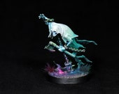 Warhammer Miniature,Painted Nighthaunt,Painted DnD miniature, Ghost Miniature,Wraith,Chainrasps,Spirit,Spectre,DnD,Undead Spirit,D&D,RPG,RIP