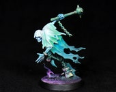 Warhammer Chainrasps,Painted Nighthaunt Miniature, Ghost Miniature, DnD miniature, Wraith, Spirit, Spectre, DnD,Undead Spirit,D&D, RPG, RIP