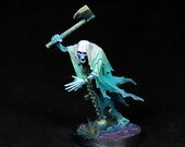 DnD miniature,Warhammer Chainrasps,Painted Nighthaunt Miniature, Ghost Miniature, Wraith, Spirit, Spectre, DnD,Undead Spirit,D&D, RPG, RIP
