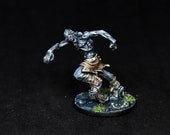 Painted Ghoul Miniature,Fast Zombie Zombicide,Zmbicide miniature,DnD Ghoul,D&D Ghast,Undead Vampire,Zombie mini,RPG,Undead Lord,Dungeon Boss