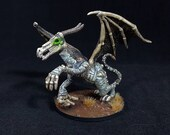 Hand Full Painted, DnD miniature, Chimera Miniature, Dungeons and Dragons, Undead, Zombie, Fantasy RPG, DnD, Pathfinder, Role Playing Games