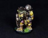 Painted DnD Bugbear, Bugbear Miniature, Fighter miniature, Osgo Miniatura, Bugbear figure, Orc figter,Fantasy RPG,DnD Pathfinder,D&D Bugbear