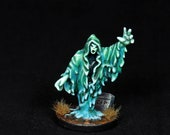 DnD miniature, Wraith figurine, Ghost Miniature, Spirit, Spectre figure, DnD, Pathfinder,Dungeons and Dragons,Undead Spirit, D&D, RPG, RIP