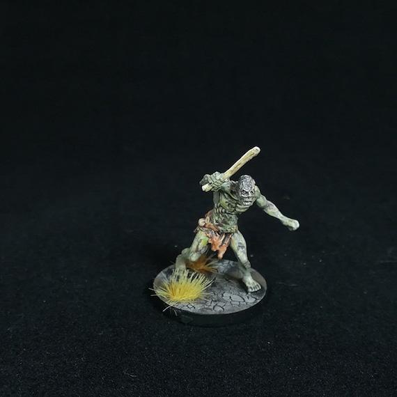 Ghast zombie ghoul undead Dungeons /& Dragons miniature D/&D pathfinder
