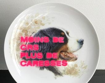Vintage plate.