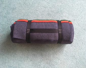 Bed Roll Straps