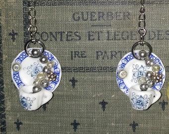 Imperial Tea #1 earrings