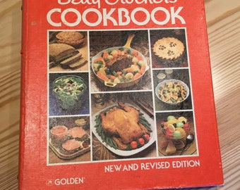 Items similar to Vintage Cookbook,1950s,1960s,Jello Mold