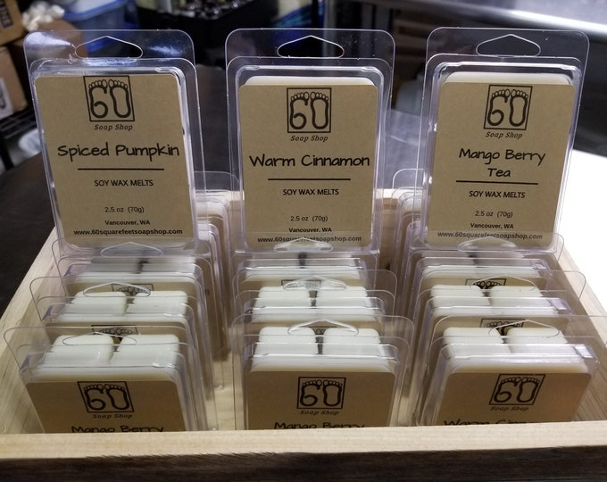 Featured listing image: Soy Wax melts