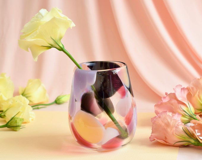 Rose Rock Candy Cup #0030