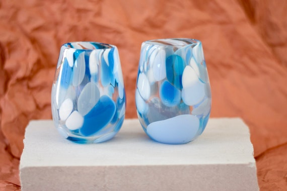 Light House Rock Candy Cup Set #0133 (x2Cups)
