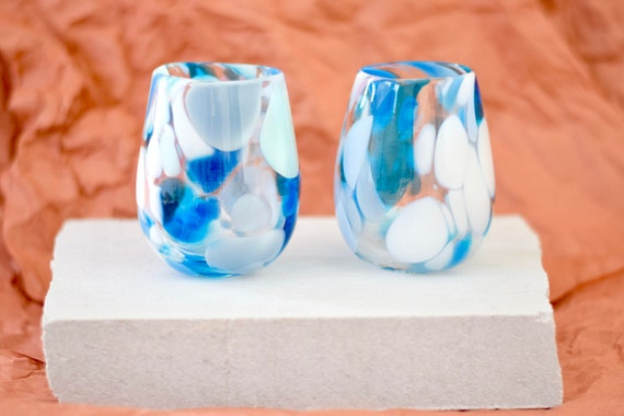 Light House Rock Candy Cup Set #0129 (x2Cups)