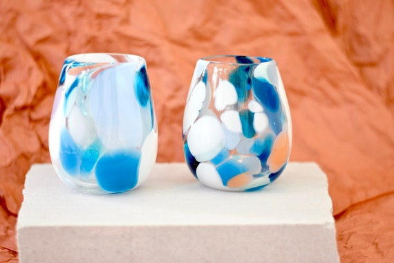 Light House Rock Candy Cup Set #0122 (x2Cups)