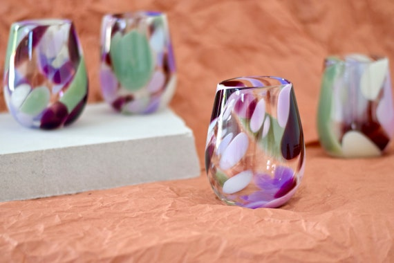 Lagoon Rock Candy Cup Set#00109 (x4 Cups)