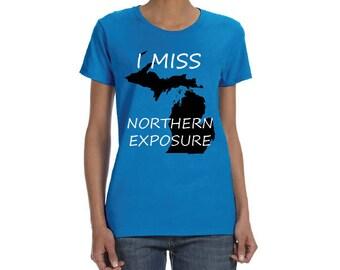I Miss Northern Exposure Womens