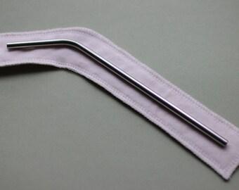 Reusable straw case - Bendy