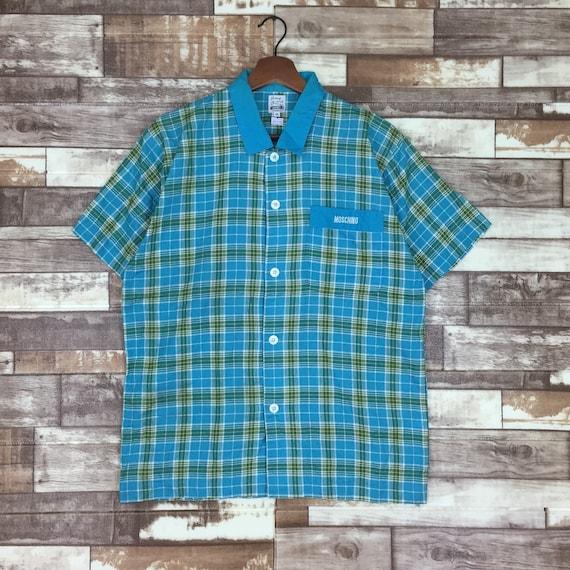 Moschino Button Up Shirt