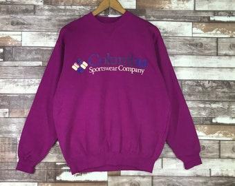 Vintage Columbia Sportswear Company Sweatshirt