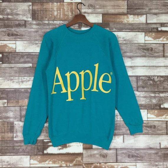 Vintage 90s Apple Sweatshirt