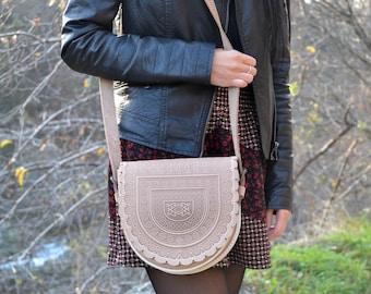 Genuine leather bag  124c587b8ce37