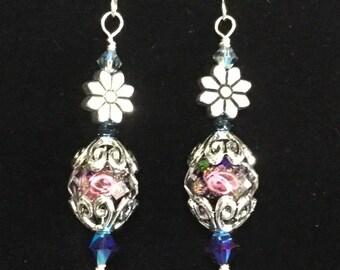 Gorgeous Swarovski Earrings