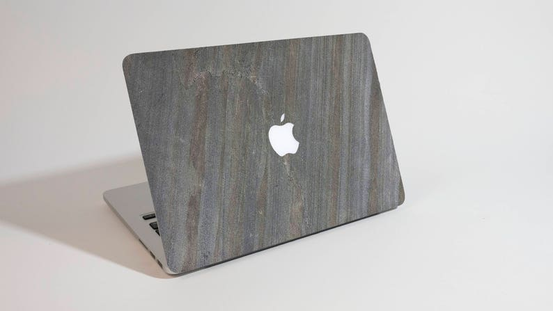 check out 9662e 3ae7c Real Stone MacBook Skin for Apple Mac Air Pro Retina 11 12 13 15 inch - Mac  Book Mac Cover Mac Case - gifts for men gifts for mom - MAYA