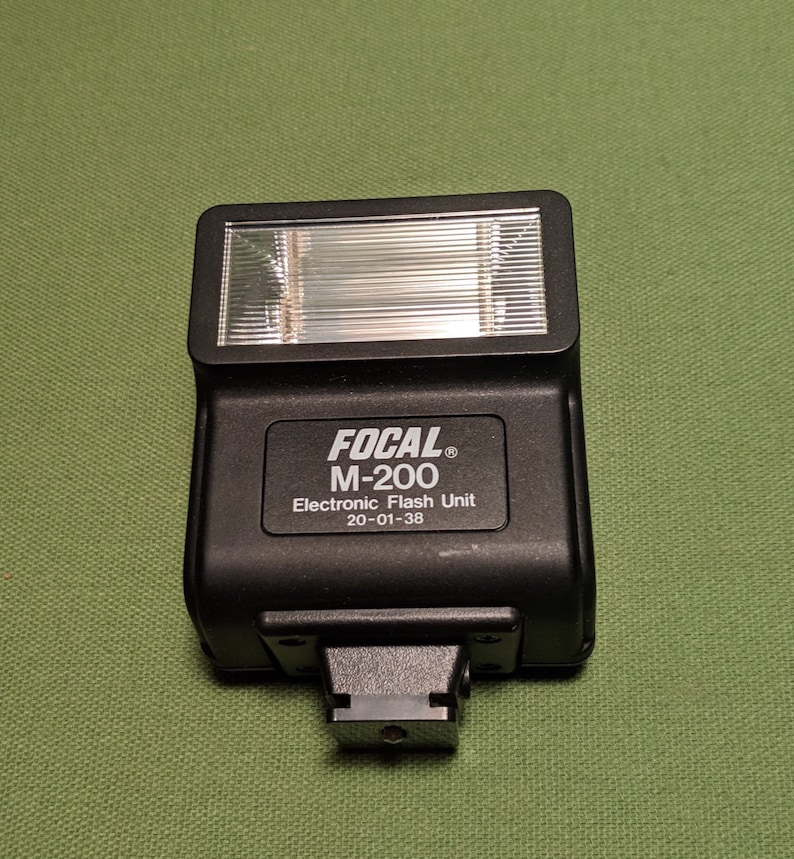 Kmart Focal M 200 Electronic Flash Unit