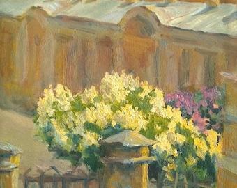Blossom lilacs